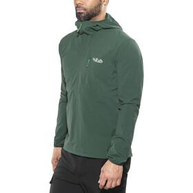 Rab Borealis Pull-on Pull-on Jacket Men Evergreen